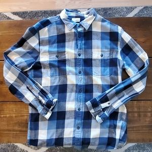 Mens Sonoma From Macys Flannel Shirt